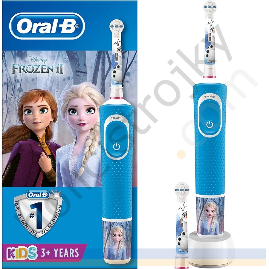 Oral-B Kids Frozen + 1 hlavice